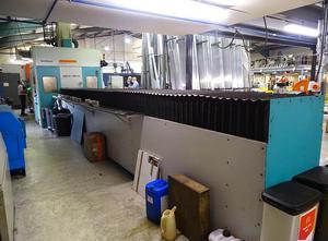 HANDTMANN PBZ NT 600 AS high speed machining center