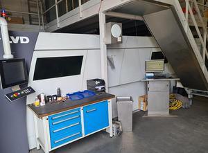LVD FL6020 8KW laser cutting machine