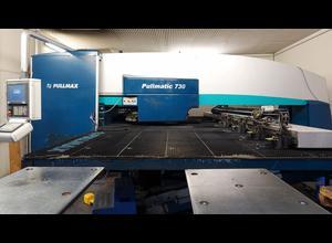 Gebrauchte Pullmax Pullmaitc 730 CNC Stanzmaschine