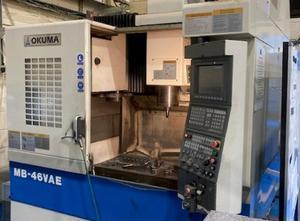 Centro de mecanizado vertical OKUMA  MB-46VAE
