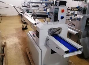 Stroj na výrobu cukrovinek - jednoduchý / dvojitý balící stroj EUROWRAP  280
