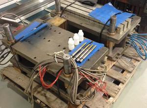 Jomar 115 Ton IBM (Hydraulic) Blow Molding Machine for Plastic Bottles