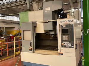 Centro de mecanizado vertical MORI SEIKI SV 50
