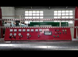 Used COVETECH FLAT 30-8M Glass bevelling machine