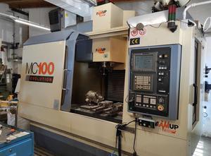 Centro de mecanizado vertical FAMUP MC100 EVOLUTION