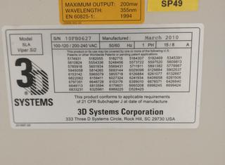 3d systems inc. Viper Si2 P210928054