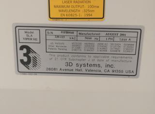 3D systems inc. Viper Si2 P210928059