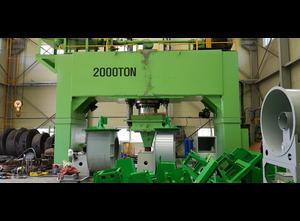 Metal Pres Hyup Sung 2000 ton