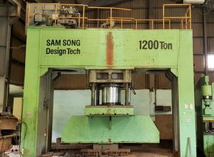 Metal Pres Samsong 1200