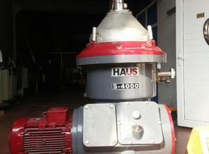 Separatore HAUS S-4000