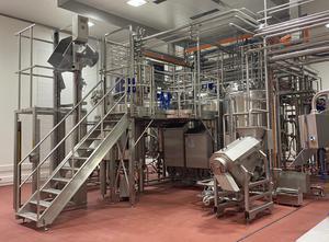 Plnící stroj - potravinářský průmysl Waldner Batch Cooking system