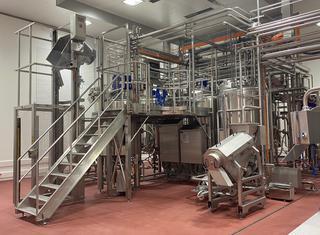 Waldner Batch Cooking system P210930023