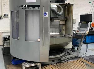 DMG DMU 80T Machining center - 5 axis