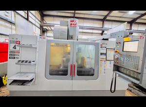 Haas VF-4SS + 4 axis Bearbeitungszentrum Vertikal