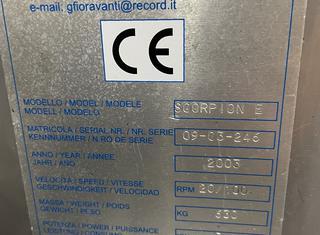 Record SCORPIONS P00929033