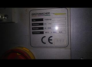 Grutsmacher Challenge Grutsmacher Challenge P210421023