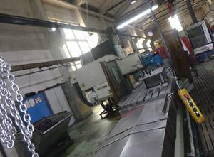 Frezarka uniwersalna CNC Zayer 20 KF 4000