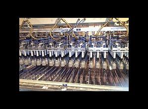 GLASS BOTTLE FILLER - BLOC - 5400 BTL/H - 0.25 - 0.75 L