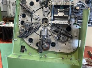 Bihler GRM 50  multislide wire/strip punching and forming machine