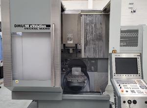 DMG DMU 50 Evolution Bearbeitungszentrum 5-Achsen
