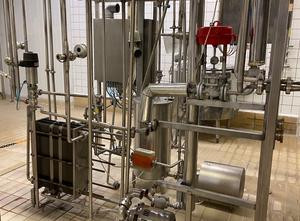 Pasterizační stroj Alfa Laval / Tetra Pak CLIP 3-RM