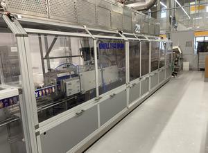 Mlékárenský stroj - výroba sýru, porcování a balení Unifill Italy TF02/EP-300