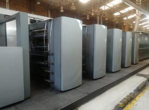 Heidelberg M600 Web continuous printing press