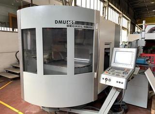 DMG Deckel-Maho DMU 60T P211001077