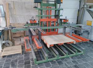 Stroj na zpracování dřeva Sacot Sac-F