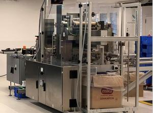 Pester PEWO-fold 1 overwrapping machine for single cartons and carton collations