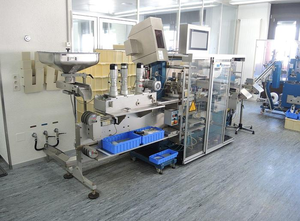 Blistrovací stroj Uhlmann Pac Systeme GmbH and Co KG UPS 300