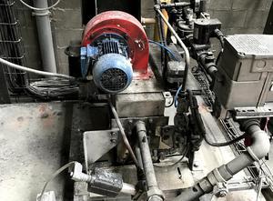 CPM Wolverine Proctor Ltd Sécheur SCF au gaz Industrial oven