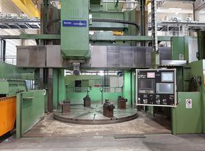 DORRIES VC4600-450 Karusselldrehmaschine CNC