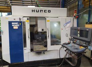Hurco BMC 4020 P211005081