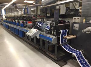 Gallus  EMS410 Servo Flexo Press Label printing machine