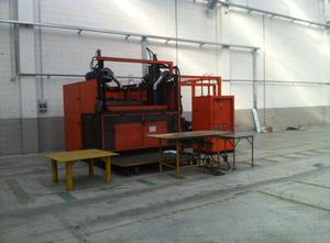T2 T2 Thermoforming - Sheet Processing Machine