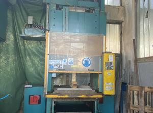 AP&T Lagan FMC-2500 MC12 1010 metal press