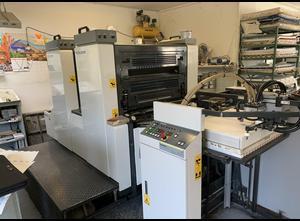 Komori Sprint SII-228P Offsetdruckmaschine 2 Farben