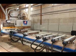 Masterwood Project 423 L Wood CNC machining centre