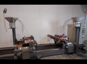 Vyvrtávačka, vrtačka a lisovací stroj na hmoždinky Koch DL 80