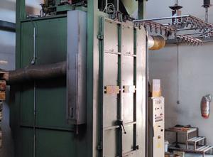 Sirsi Metallisator 3TR SM 260  blasting  machine
