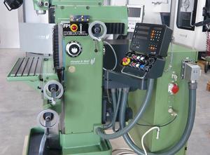Gebrauchte Deckel FP1 CNC-Fräsmaschine Universal