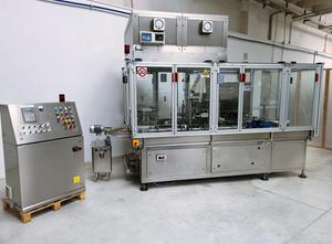 COMAS  Mod. RFC-8 - Liquid filling and capping machine used