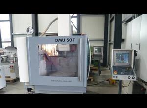 Deckel Maho DMU 50T Bearbeitungszentrum 5-Achsen