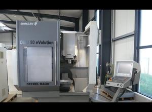 DMG Deckel Maho DMU 50 eV Bearbeitungszentrum 5-Achsen