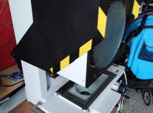 Profile projector WERTH MT 200/100