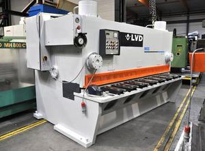 Hydraulické nůžky / gilotiny LVD MVS 3100 x 16 mm