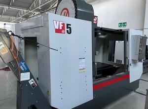 HAAS VF5 / 40 Bearbeitungszentrum Vertikal