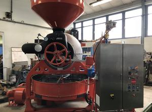 GW Barth Scirocco 120kg Röstmaschine