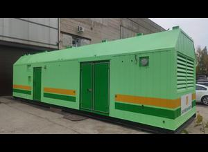 Gas Engine Power Plant  With Gas Processing Unit (NEW!!!) MTU Friedrichshafen GmbH
